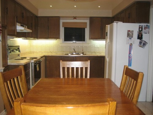 please help me select led ucl for my kitchen reno,