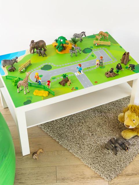 spieltisch statt spielteppich f r ikea lack stuva kritter trofast co modern k ln von. Black Bedroom Furniture Sets. Home Design Ideas