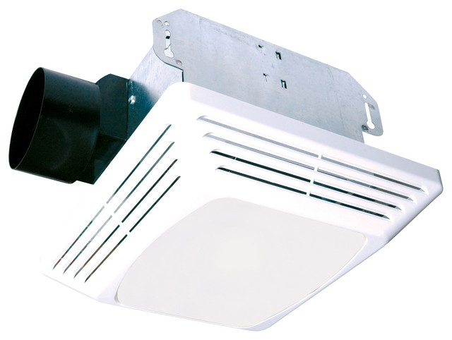 Air King Combination Exhaust Fans With Light, 50 Cfm