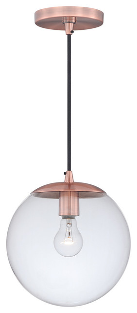 630 Series 10&x27;&x27; 1-Light Mini Pendant.