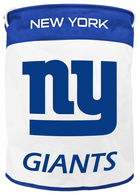 New York Giants Canvas Laundry Bag.