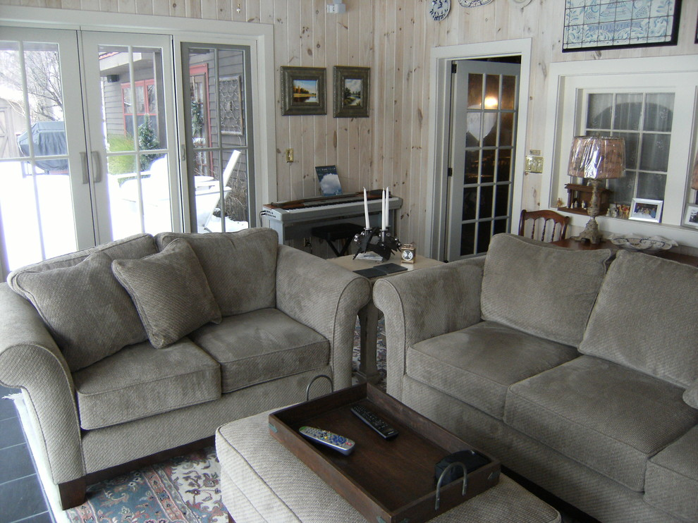 Family Room Home Addition
