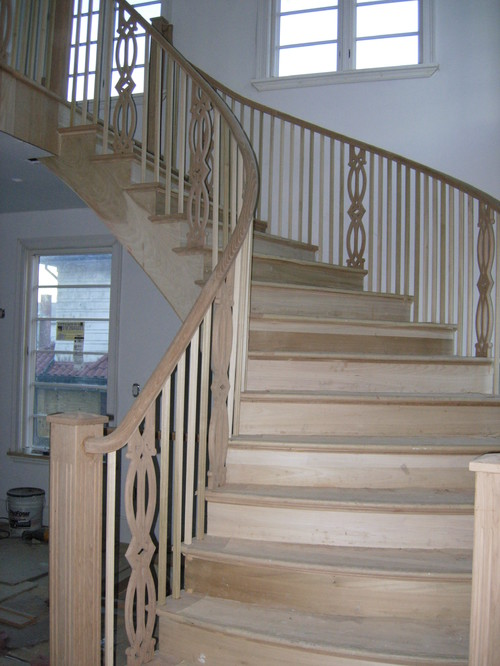 Staircase Stain Ideas