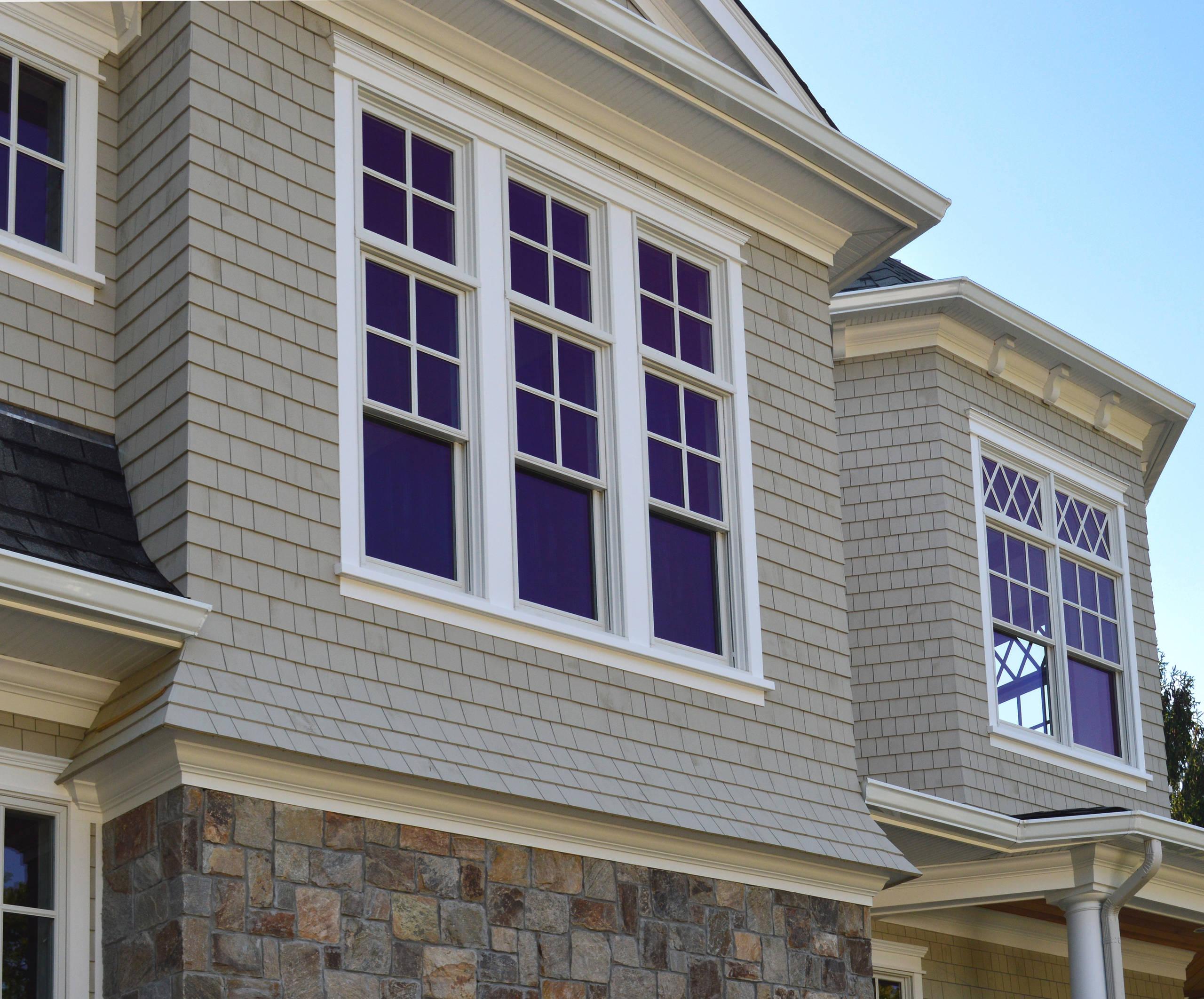 Shingle Style Home in Saddle River, NJ