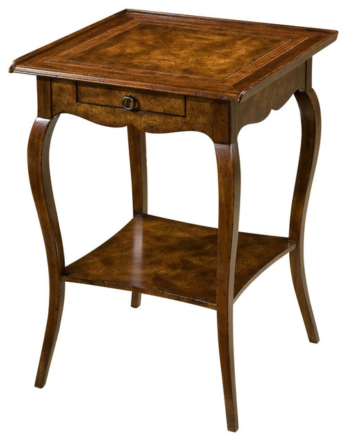 19Th Century French Provincial End Table Traditional Side Tables And End