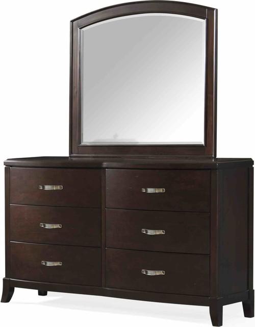 Elaine Dresser With Mirror.