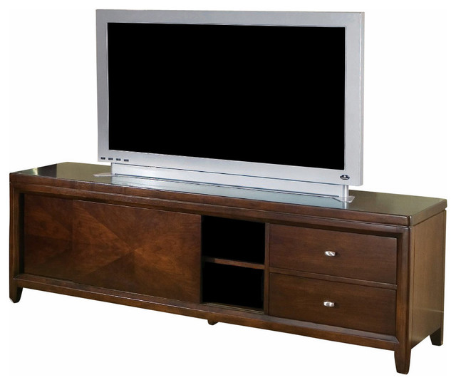 American Drew Tribecca Entertainment Unit 72 Inch In Root