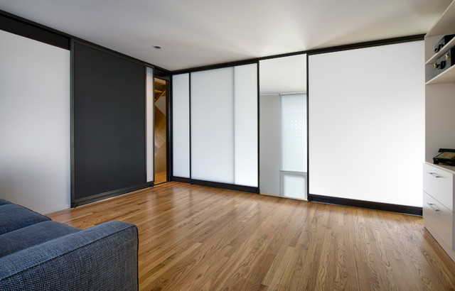 Sliding Wall Panels Modern San Francisco By BaDesign