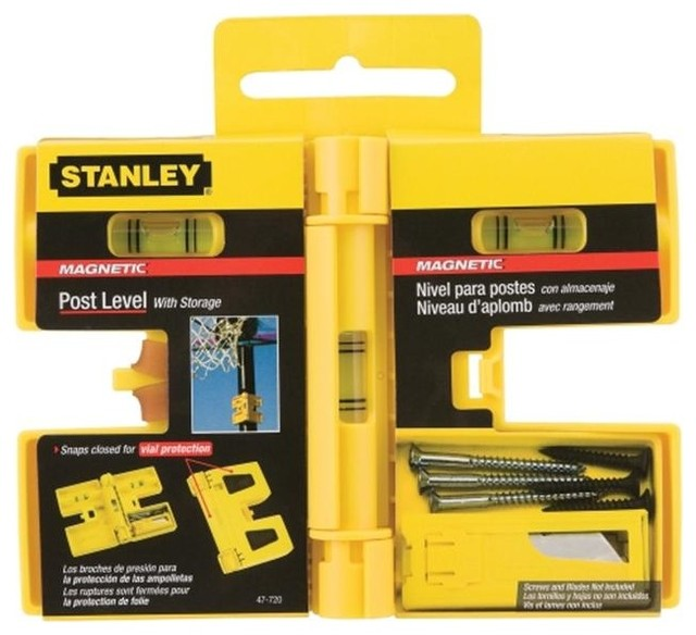 Stanley Hand Tools Stanley Post Level.