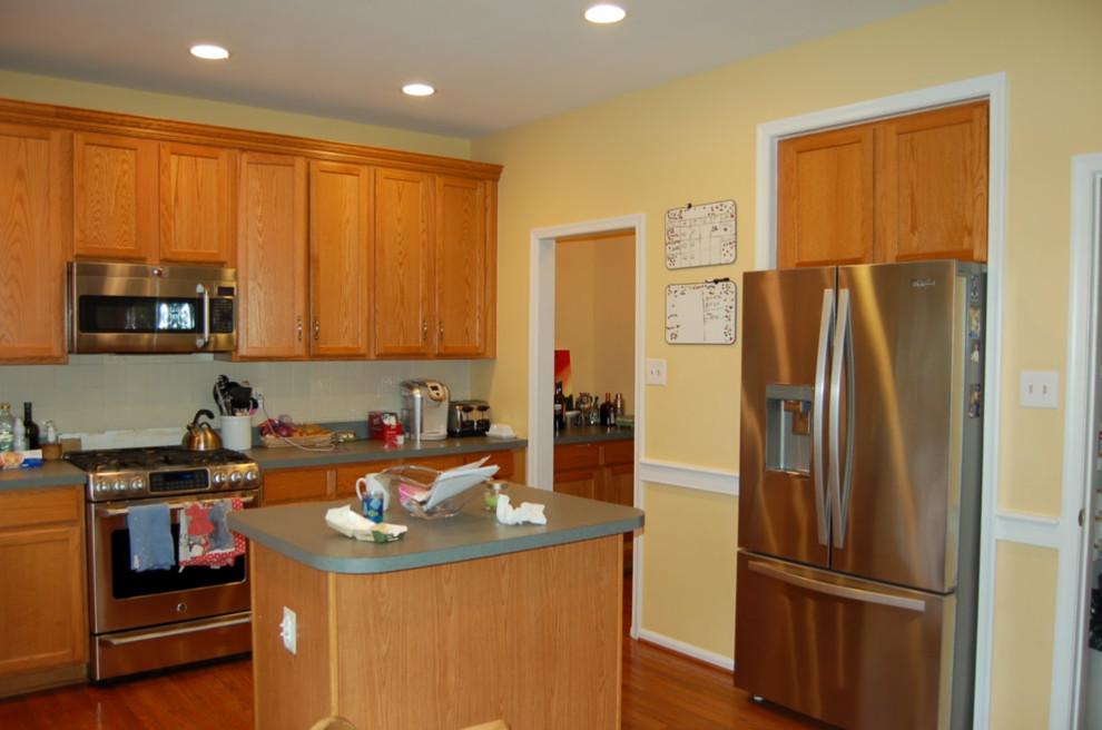 Kitchen in Malvern, PA -Before