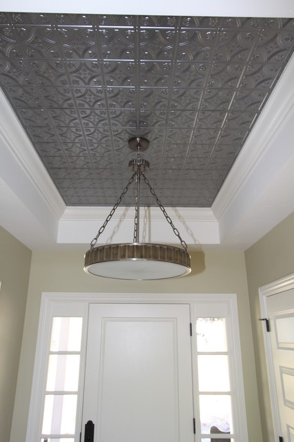 Tin Ceiling Tiles Traditional