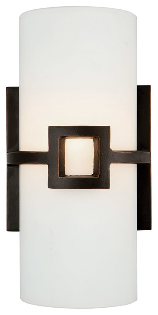 monroe 2light wall sconce oil rubbed bronze
