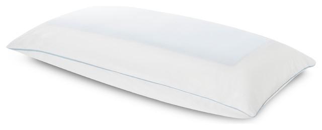 tempurcloud breeze dual cooling pillow king