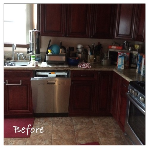 Before and after complete kitchen remodeling in los angeles for Complete kitchen remodel
