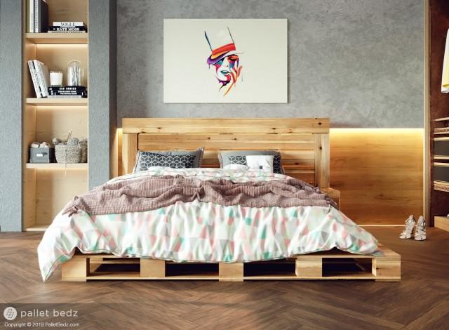 Welp Buy FAST: Pallet Beds Company Pallet Bed Platform Frame and QJ-29