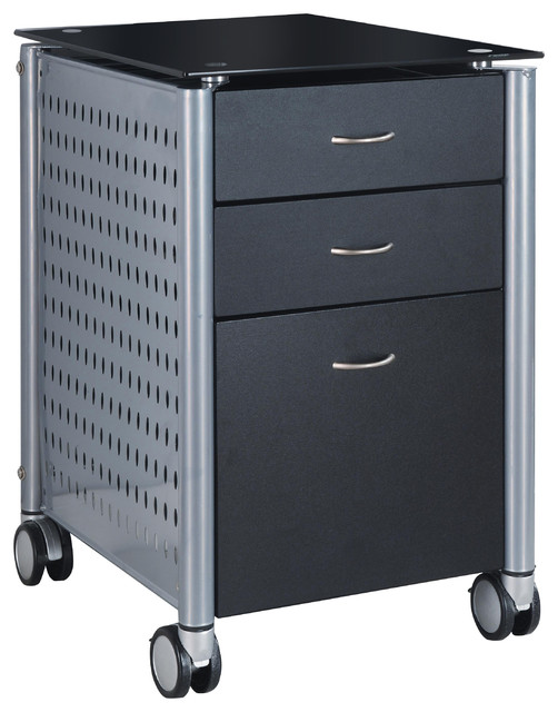 Shop Houzz | Innovex Innovex Archive Filing Cabinet - Filing Cabinets
