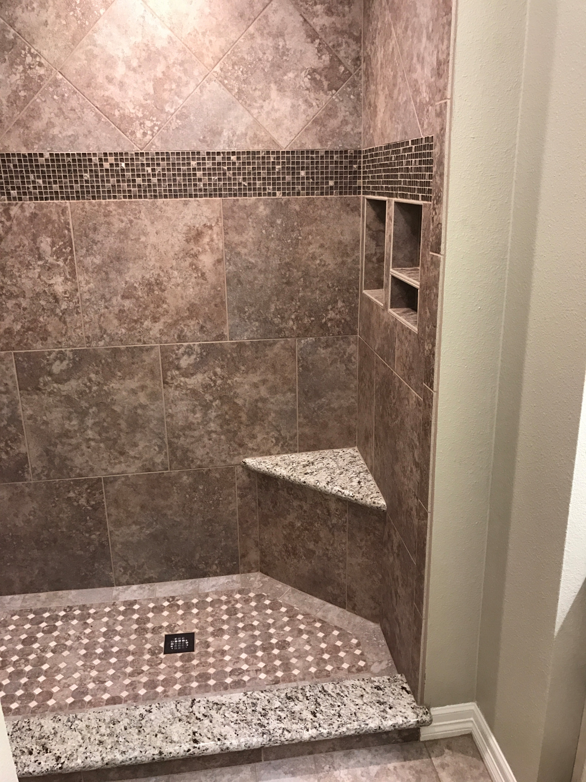 Orchid Court - Hall Bathroom Remodel - 2016