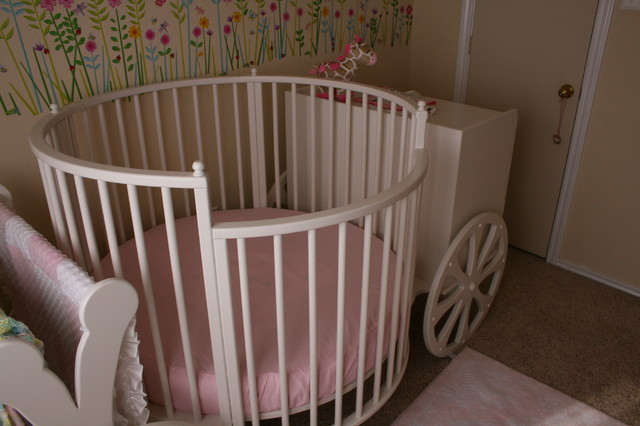 Princess Carriage Crib Traditional Austin By Stoll Furniture