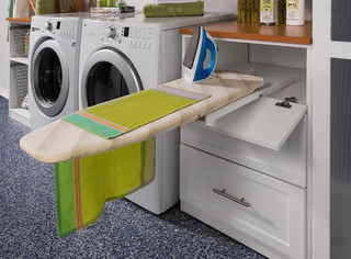 Pull-out Ironing Board - Transitional - Ironing Boards - Other - by transFORM Home