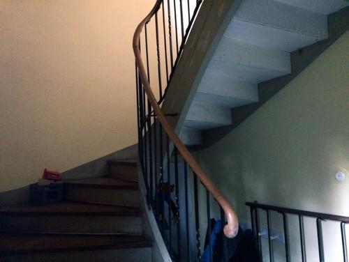 Unser treppenhaus soll attraktiver werden