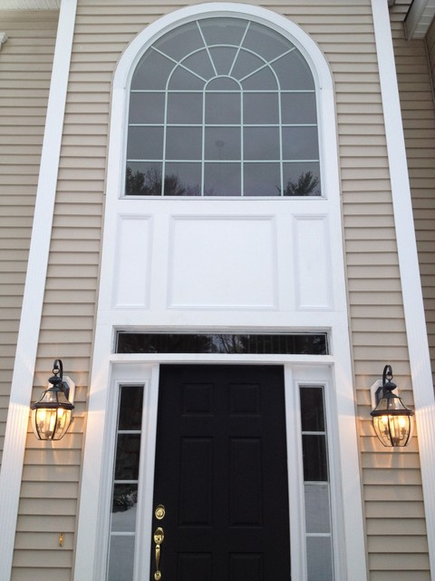 Pvc exterior trim for Contemporary exterior window trim