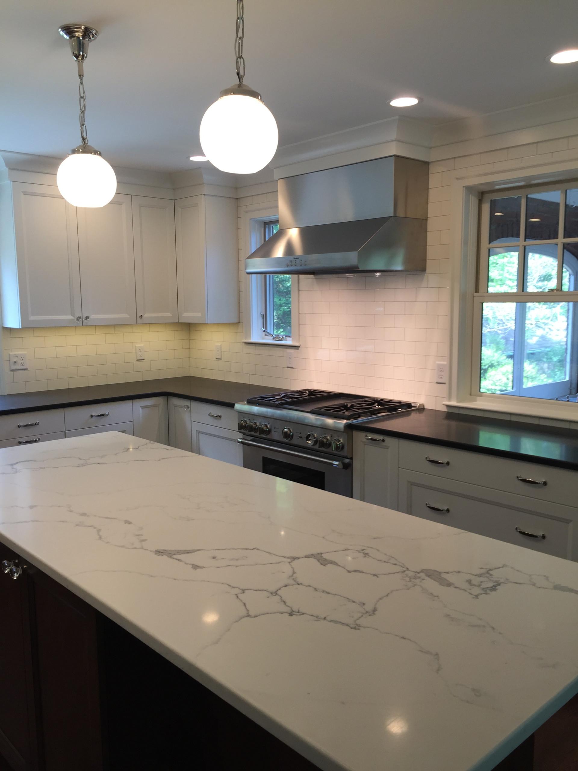 Arlington traditional kitchen upgrade