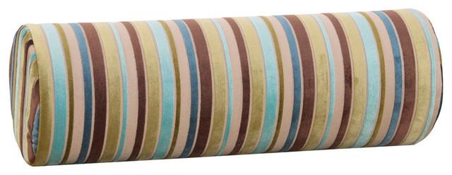 Ribbon Willow Bolster Pillow