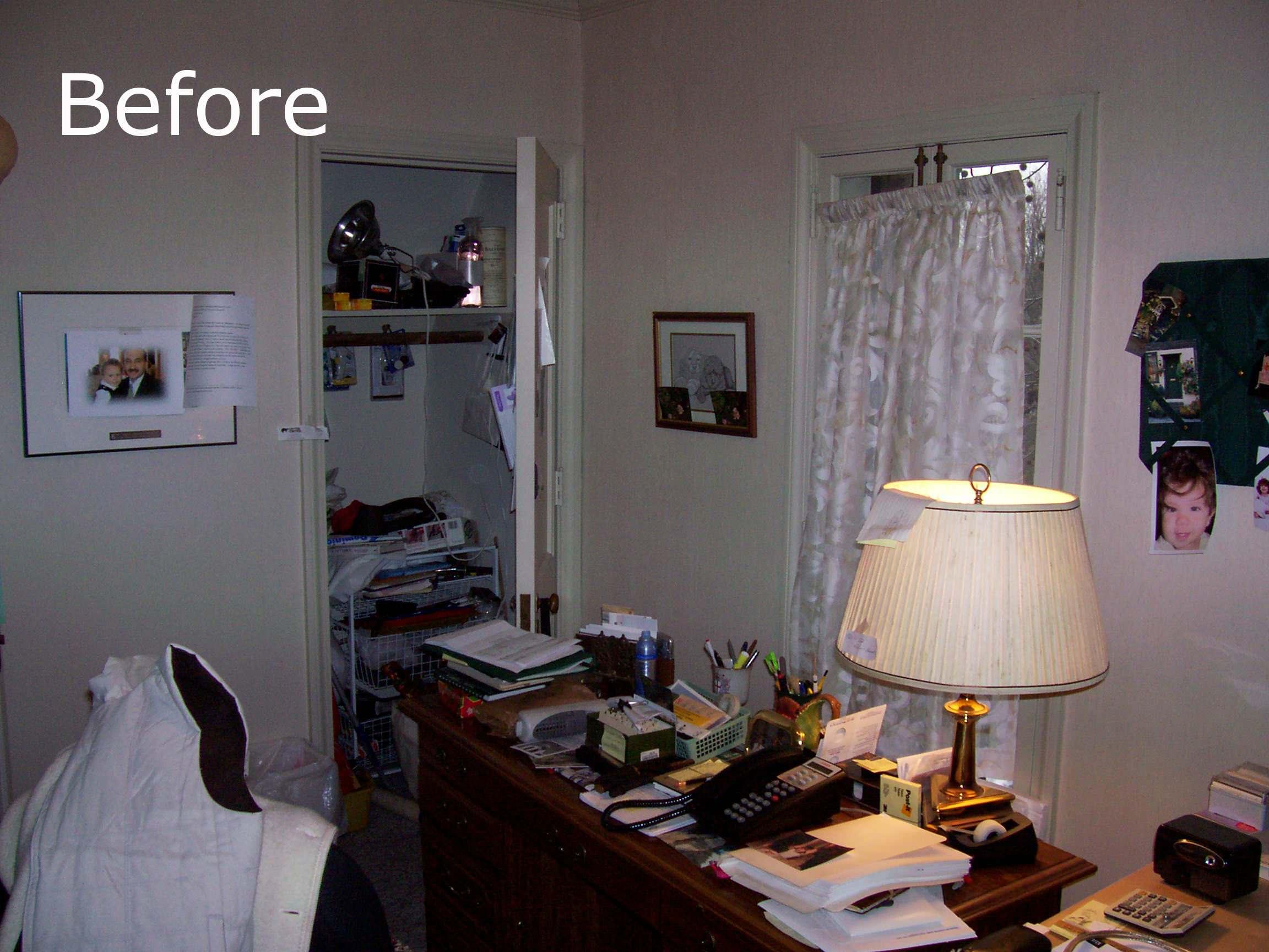 Before Photo