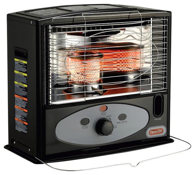 Dyna-Glo 10,000 Btu Indoor Kerosene Radiant Heater.