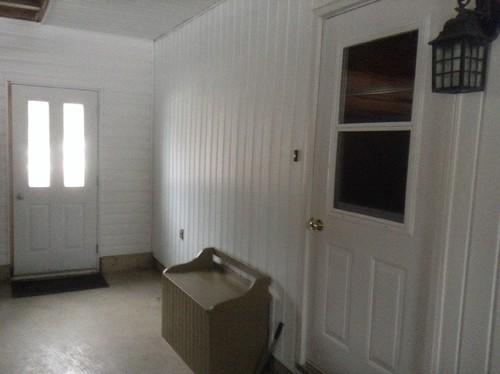 Garage Entry