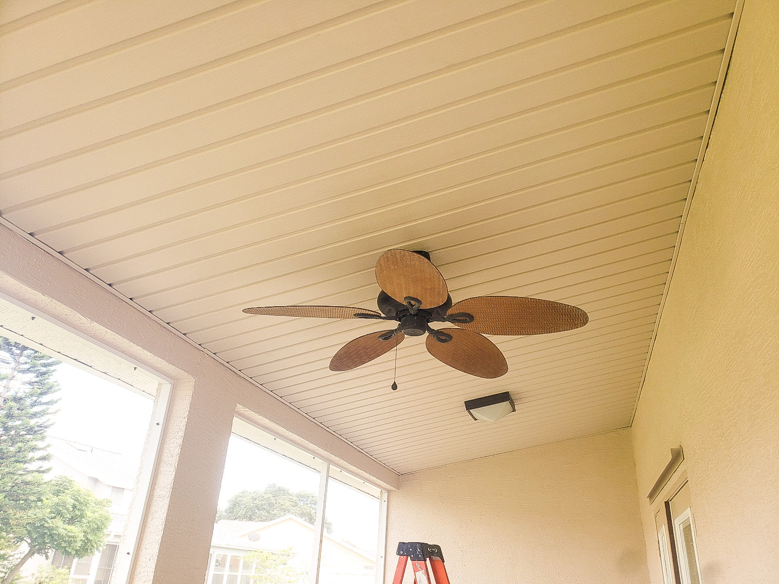 Porch Ceiling Project