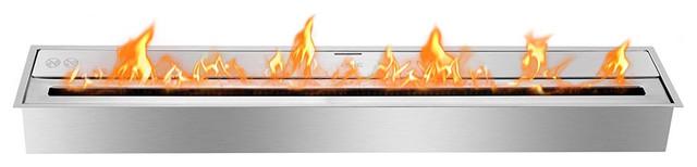 Ehb4400, Eco Hybrid Bio Ethanol Burner, Ethanol Fireplace Pros.