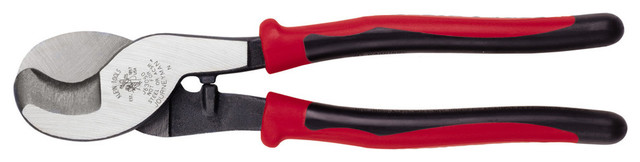 Klein Tools Journeyman High-Leverage Cable Cutter.
