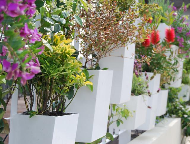 Beautiful Fiori In Terrazza Arredamento Ideas - Amazing Design ...