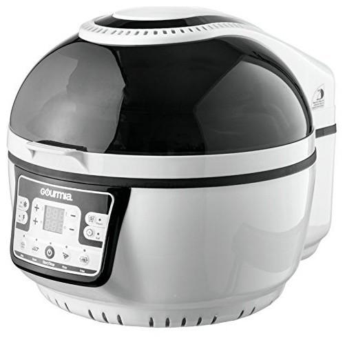 Gourmia Gta2500 Electric Digital Air Fryer Griller And