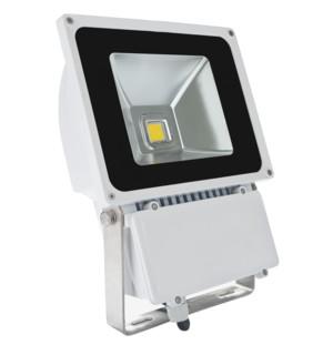 80 Watt LED Flood Light, 100V 305VAC, 3900K Natural White, 80 Degree Beam  Angle   Transitional   Outdoor Flood And Spot Lights   By E LED LIGHTING