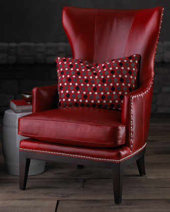 Do You Still HAve The Donovan Red Wing Chair? We Are Very Interested!1
