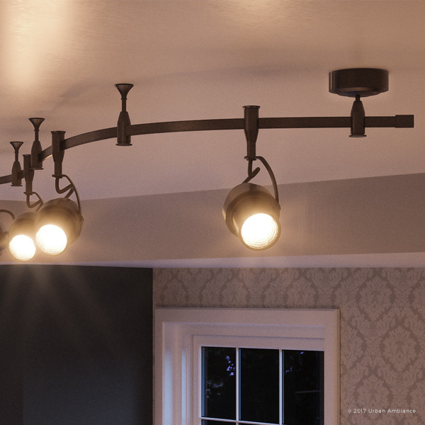 Luxury Modern Bronze Dimmable Led Track
