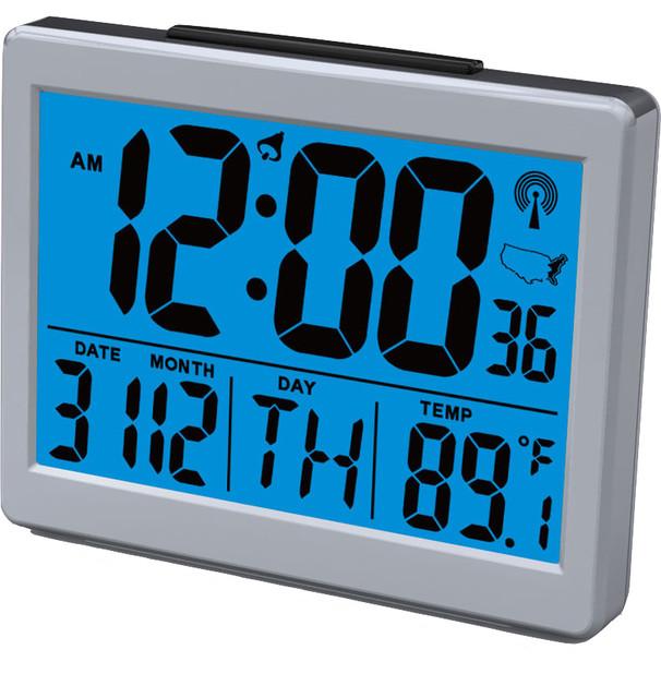 Atomic Bedroom Alarm Clock With 1.5\