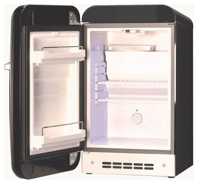 50 S Retro Style Mini Refrigerator Midcentury