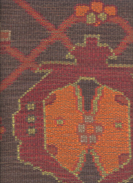 ANATOLIAN KILIM - ROOTS & BERRIES