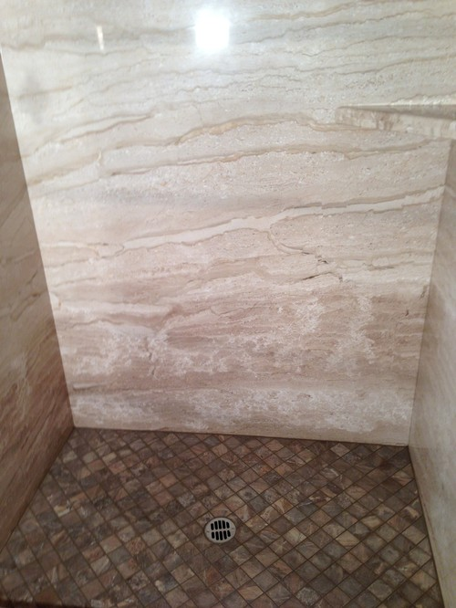 What Product Should I Use To Seal Marble Shower Walls?