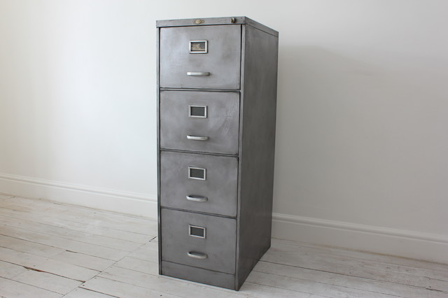 Industrial Urban Furniture and Accessories contemporary-filing-cabinets - Industrial Urban Furniture And Accessories