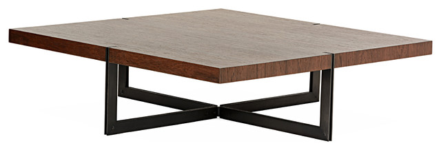 Pleasing Four Hands Henry Coffee Table Industrial Coffee Tables Andrewgaddart Wooden Chair Designs For Living Room Andrewgaddartcom