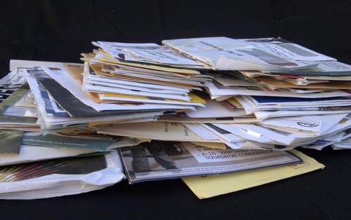 【Houzz】もう溜めこまない! 郵便物を整理する賢い管理方法 1番目の画像