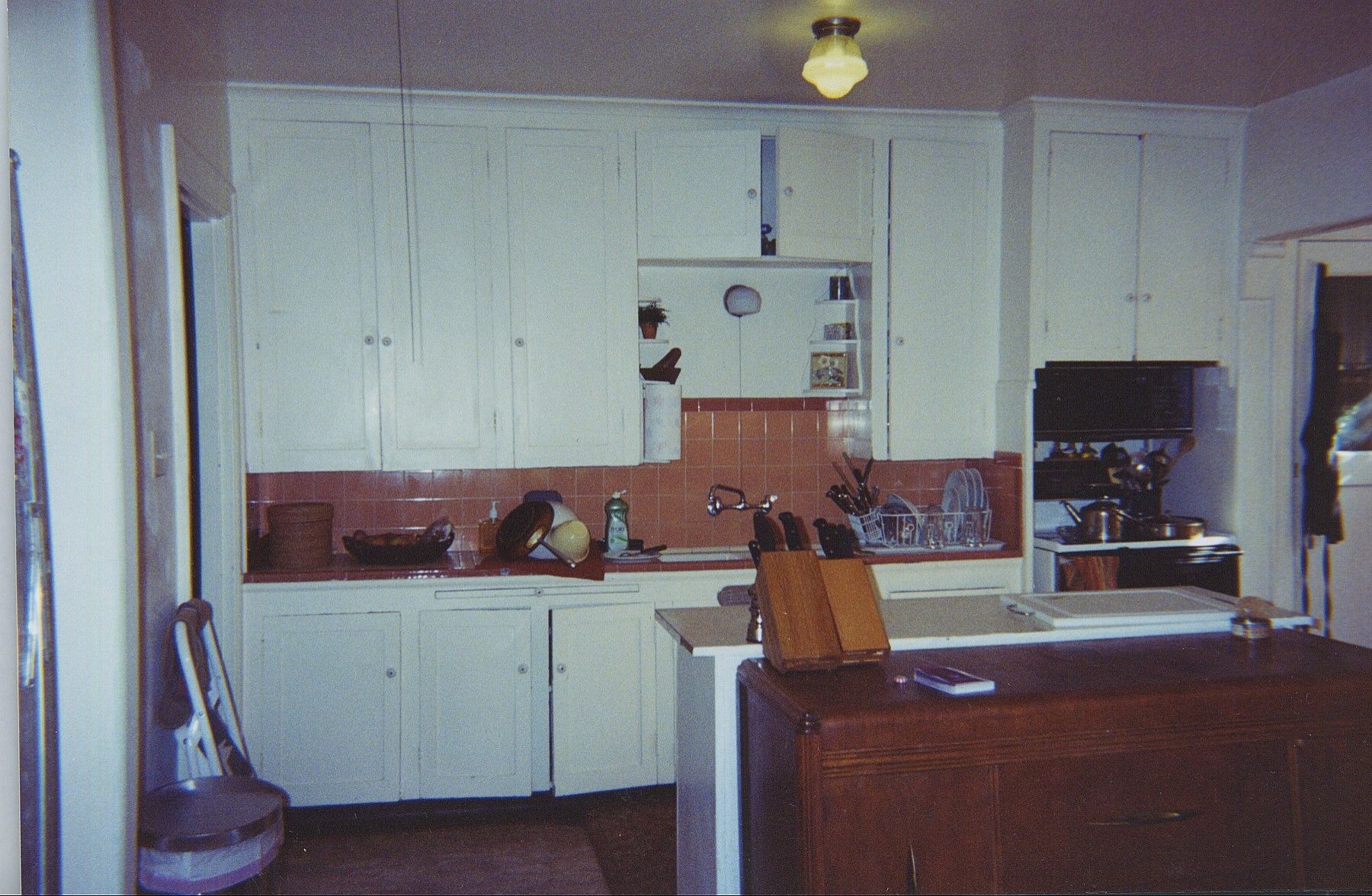 Wallingford Tudor Kitchen & Dining Room Remodel - Home Birth Year 1927
