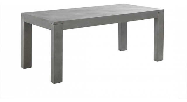 Taranto Concrete Dining Table