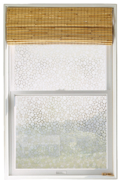 Pebbles Window Privacy Film.
