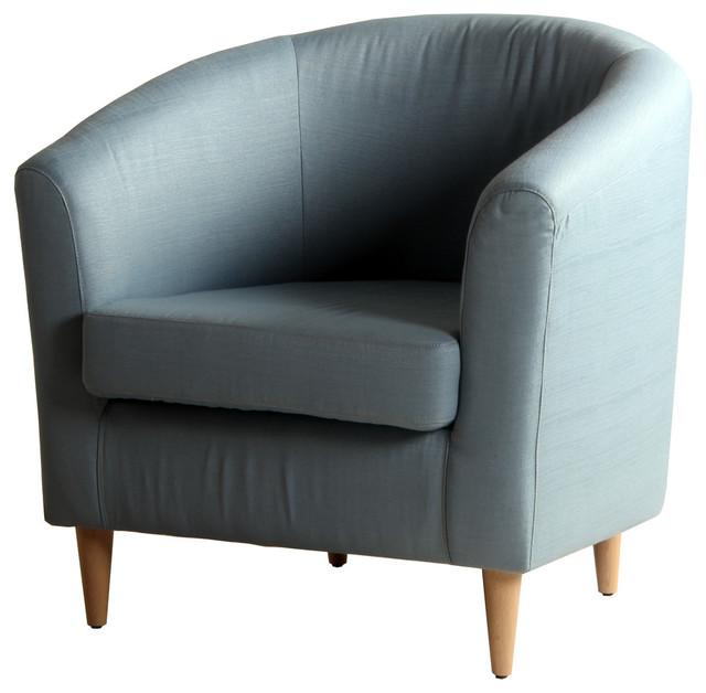 Tenerife Blue Armchair