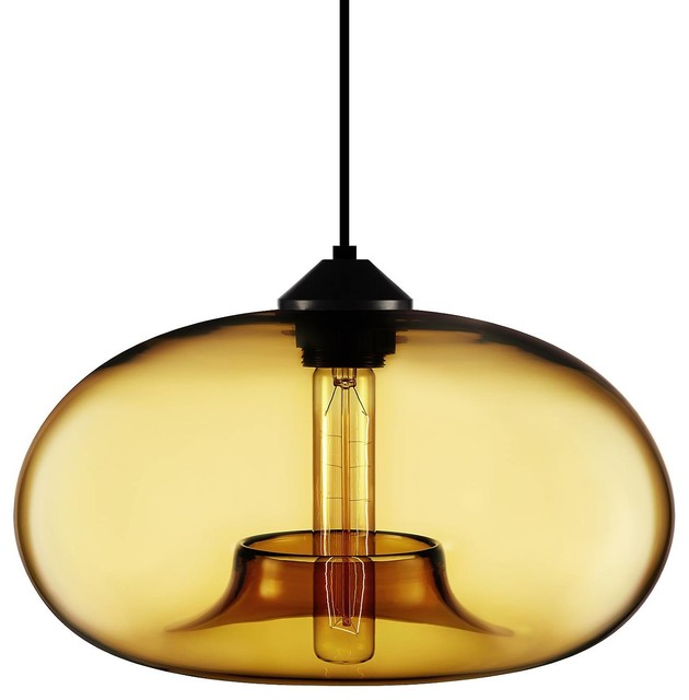 Aurora Modern Pendant Contemporary Lighting Other By Niche